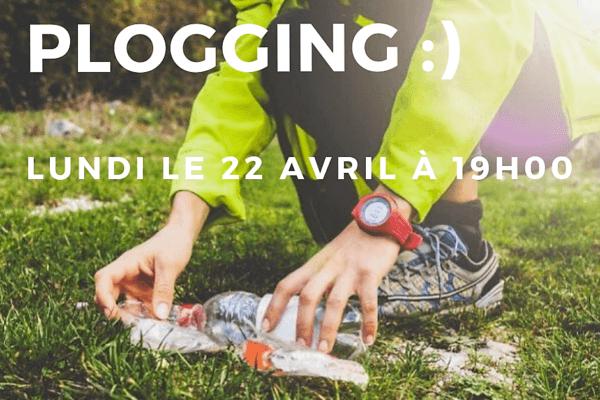 Course aux déchets le 22 avril 2019